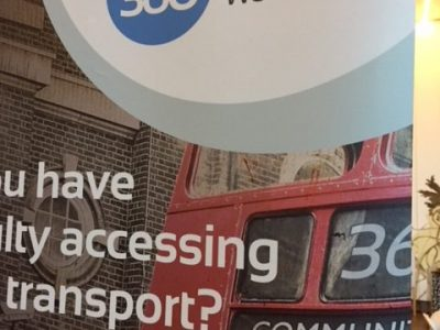 Supporting Community360 at Community Marketplace 2017