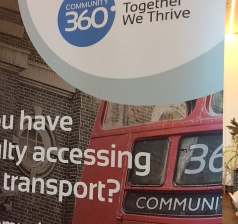 supporting community360